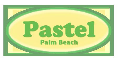 Pastel Palm Beach